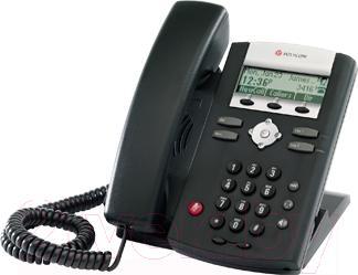 IP-телефония Polycom SoundPoint IP 331 - общий вид