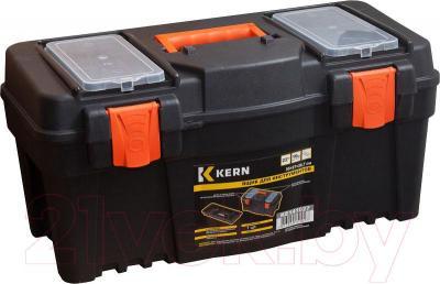 Ящик для инструментов Kern KE141027 (с органайзером) - общий вид