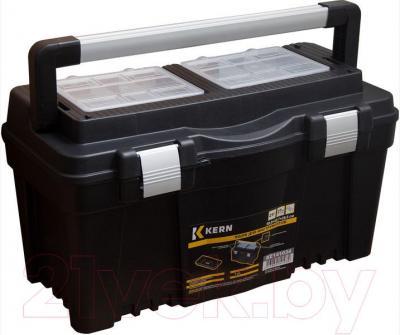 Ящик для инструментов Kern KE141034 (с органайзером) - общий вид