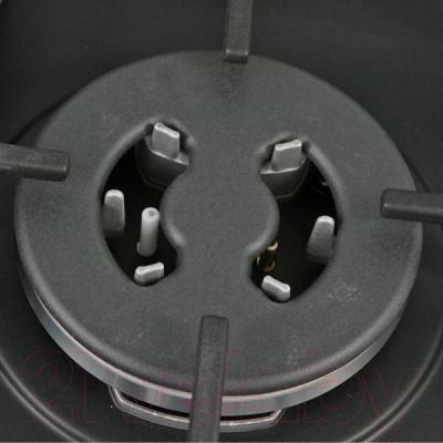 Газовая варочная панель Hotpoint GPN64TACIRFH - конфорка
