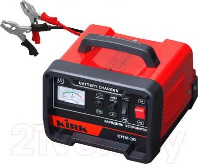 Зарядное устройство для аккумулятора Kirk K-108624 - общий вид