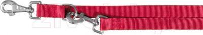 Поводок Trixie Classic 14143 (XS, красный) - общий вид