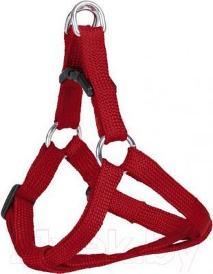Шлея Trixie Puppy Harness 15363 (красный) - общий вид