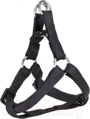 Шлея Trixie Puppy Harness 15361 (черный) - общий вид