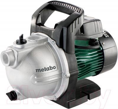 Садовый насос Metabo P 3300 G - общий вид