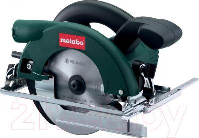 Профессиональная дисковая пила Metabo KS 54 SP (620012000) - общий вид