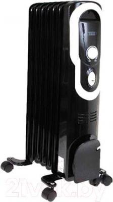 Масляный радиатор General Climate NY12J - общий вид