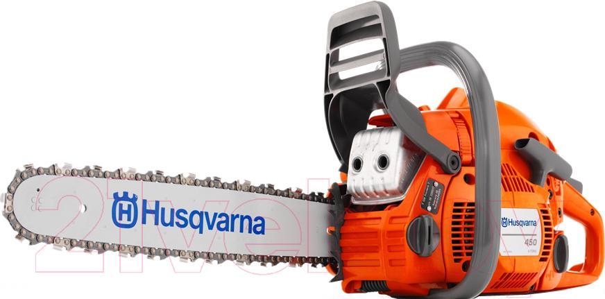 Бензопила цепная Husqvarna