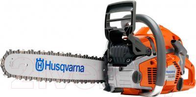 Бензопила цепная Husqvarna 550XP (966 64 81-15) - общий вид