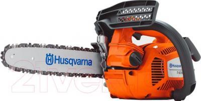 Бензопила цепная Husqvarna T435 - общий вид