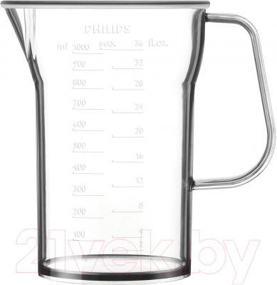 Блендер погружной Philips HR1660/90 - мерный стакан