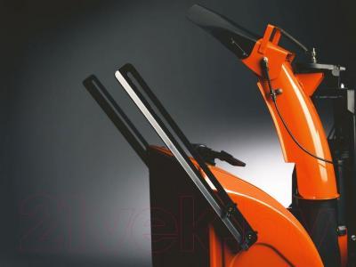 Снегоуборщик Husqvarna ST 276EP - ножи для сугробов