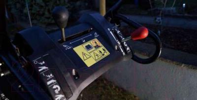 Снегоуборщик McCulloch PM55 (961 91 00-24) - панель оператора