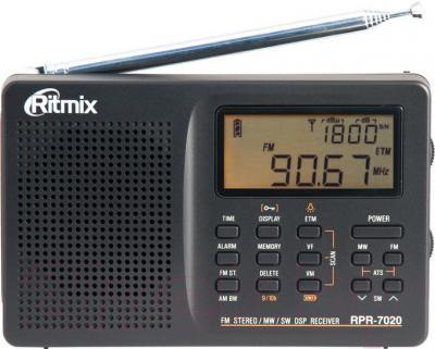 Радиоприемник Ritmix RPR-7020 - общий вид