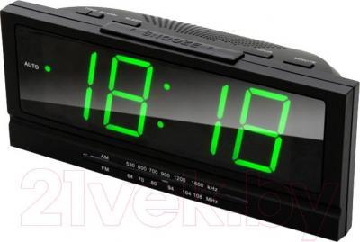 Радиочасы Ritmix RRC-1809 - общий вид