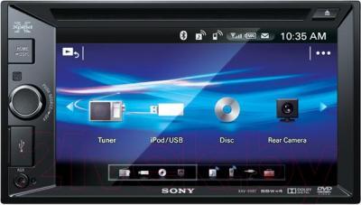 Автомагнитола Sony XAV-68BT - общий вид