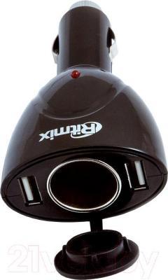 Автомобильный адаптер питания Ritmix RM-021 - общий вид