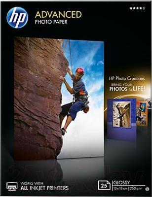 Фотобумага HP Q8696A - общий вид