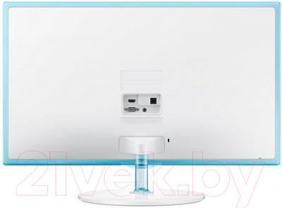 Монитор Samsung S27D391H (LS27D391HSX/CI) - вид сзади