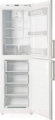Холодильник с морозильником ATLANT ХМ 4423-050 N - внутренний вид