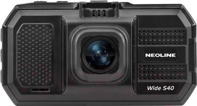 Автомобильный видеорегистратор NeoLine Wide S40 - фронтальный вид