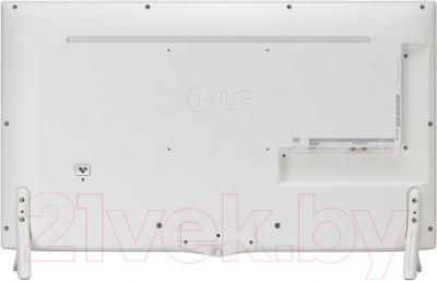 Телевизор LG 40UB800V - вид сзади