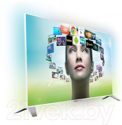 Телевизор Philips 48PFS8209/60 - вполоборота