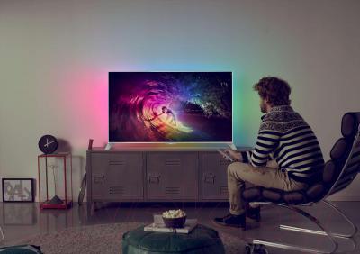 Телевизор Philips 48PFS8209/60 - вид в интерьере