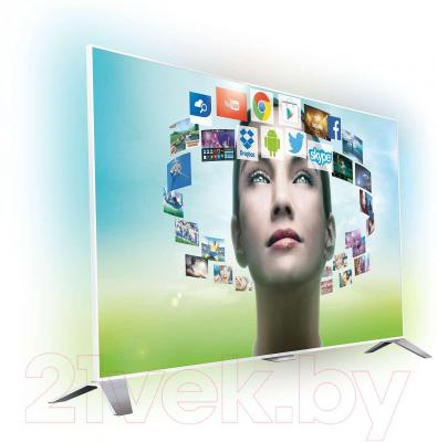 Телевизор Philips 55PFS8209/60 - вполоборота