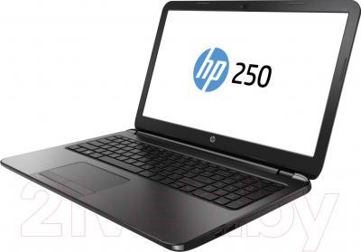 Ноутбук HP 250 (J0Y10EA) - вполоборота
