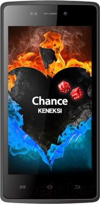 Смартфон Keneksi Chance (Black) - общий вид