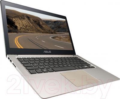 Ноутбук Asus UX303LN-R4224H - вполлборота