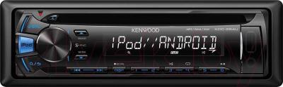 Автомагнитола Kenwood KDC-264UB - вид спереди