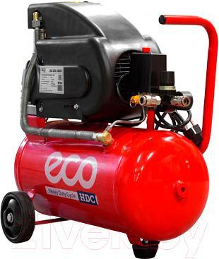 Воздушный компрессор Eco AE-251-18 - общий вид