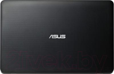 Ноутбук Asus X751LDV-TY133D - вид сзади