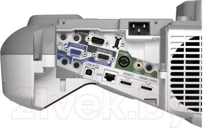 Проектор Epson EB-575Wi - вид сбоку