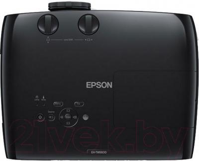 Проектор Epson EH-TW6600 - вид сверху