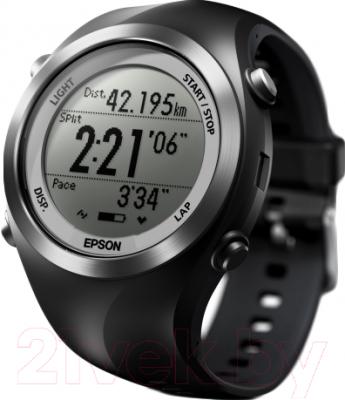 Многофункциональные часы Epson Runsense SF-710S - общий вид