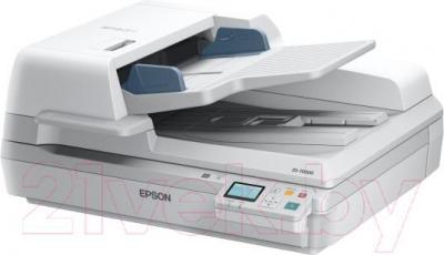 Планшетный сканер Epson DS-70000N - общий вид