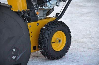 Снегоуборщик Skiper SN-1500 - колесный движитель