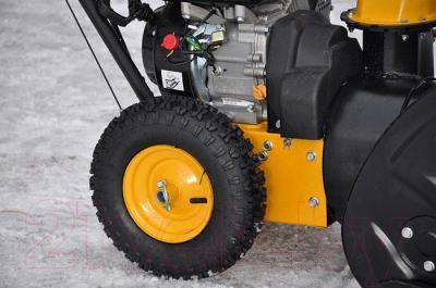 Снегоуборщик Skiper SN-1000 - колесный движитель