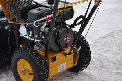 Снегоуборщик Skiper SN-1000 - двигатель