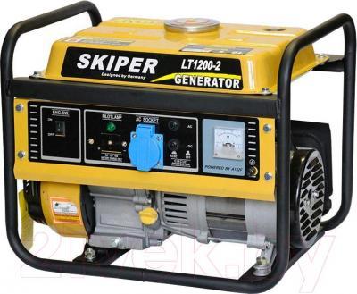 Бензиновый генератор Skiper LT1200-2 - общий вид