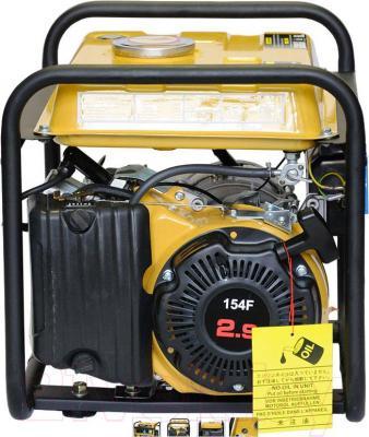 Бензиновый генератор Skiper LT1200-2 - вид сбоку