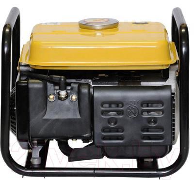 Бензиновый генератор Skiper LT1200-2 - вид сзади