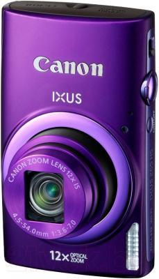 Компактный фотоаппарат Canon IXUS 265 HS (Purple) - общий вид