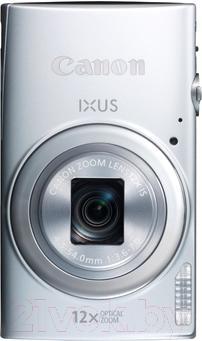 Компактный фотоаппарат Canon IXUS 265 HS (серебристый) - общий вид
