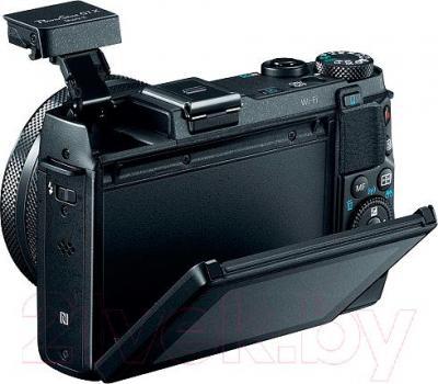 Компактный фотоаппарат Canon PowerShot G1 X Mark 2 - поворотный экран