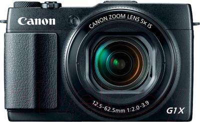 Компактный фотоаппарат Canon PowerShot G1 X Mark 2 - вид спереди