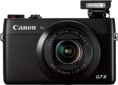 Компактный фотоаппарат Canon PowerShot G7 X - общий вид